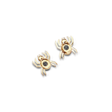 BABY CHARLOTTE STUD EARRINGS