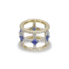 TERESA RING SMALL ****MOTHER'S DAY SALE 50% OFF LISTED RETAIL